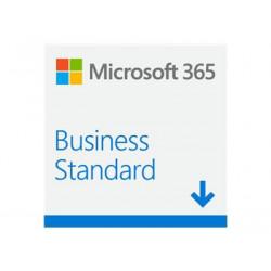 Microsoft 365 Business Standard - Licence na předplatné (1 rok) - 1 uživatel (5 zařízení) - stažení - ESD - všechny jazyky - Eurozóna