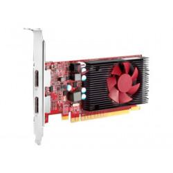AMD Radeon R7 430 - Grafická karta - Radeon R7 430 - 2 GB GDDR5 - PCIe 3.0 x16 nízký profil - DisplayPort, VGA - pro HP 280 G4 (SFF); 290 G4; 280 G5; EliteDesk 705 G4 (micro tower, SFF), 705 G5 (SFF), 800 G8 (SFF, tower), Engage Flex Pro, Flex Pro-C, 400 G6 (micro tower, SFF), 400 G7 (micro tower, SFF), 600 G4 (micro tower, SFF), 600 G5 (micro tower, SFF), Workstation Z1 G6 (tower), Z1 G8 (tower)