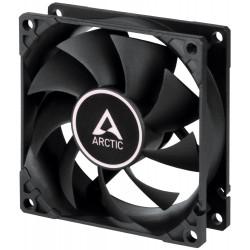 ARCTIC F8 black ventilátor 80mm černý