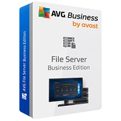 Renew AVG File Server Business 100-249 Lic.1Y EDU
