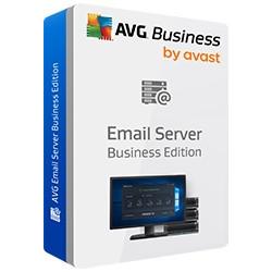 Renew AVG Email Server Business 500-999 Lic.1Y GOV