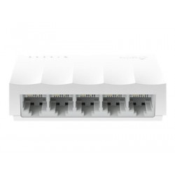 TP-Link LiteWave LS1005 - Přepínač - neřízený - 5 x 10 100 - desktop