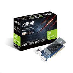 ASUS GT710-SL-2GD5-BRK 2GB 64-bit, GDDR5, D-Sub, DVI, HDMI, LP