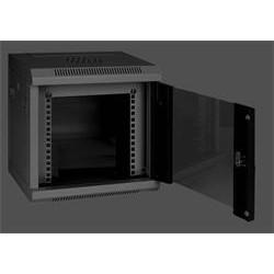 """Eurocase nástenný rozvádzač GMC3212 12U 10"""" 350x280x611mm"""