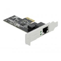 Delock PCI Express x1 Card to 1 x 2.5 Gigabit LAN - Síťový adaptér - PCIe 2.1 - 2.5GBase-T x 1