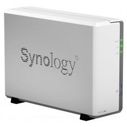 Synology DS120j 1xSATA, 512MB DDR3L, 2x USB 2.0, 1x Gb LAN