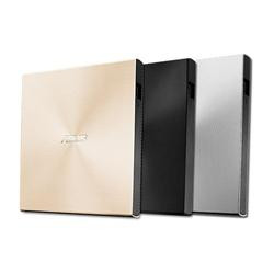 ASUS ZenDrive External Slim SDRW-08U9M-U/BLK/G/AS/P2G , Retail, černá