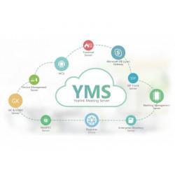 Yealink Meeting Server (YMS) 50 a více uživatelů (1 licence)