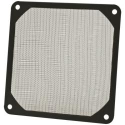 AKASA prachový filtr pro ventilátory 8cm GRM80-AL01-BK hliníkový