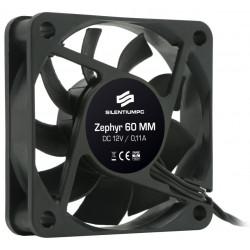 SilentiumPC přídavný ventilátor Zephyr 60 60mm fan ultratichý 17,9 dBA