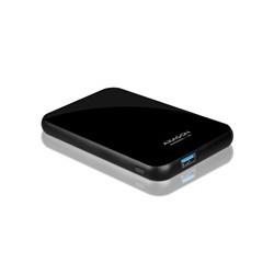 """AXAGON EE25-S6B, USB3.0 - SATA 6G, 2.5"""" SCREWLESS externí box, černý"""