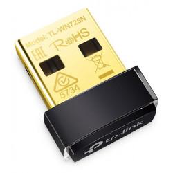 TP-Link TL-WN725N bezdrátový USB mini adaptér 802.11b g n 150 Mbps
