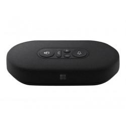Microsoft Modern USB-C Speaker - Hands-free hlasitý odposlech - kabelové - USB-C - matná čerň - certifikováno pro Microsoft Teams