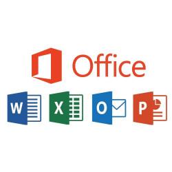 MICROSOFT Office 2021 pro domácnosti a studenty D-OEM OA3 DA pouze s PC HAL3000