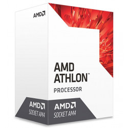 AMD Athlon X4 950 / Bristol Ridge / LGA AM4 / max. 3,8 GHz / 4C/4T / 2MB / 65W TDP / BOX