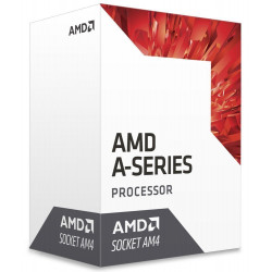 AMD A6 9400 / Bristol Ridge / LGA AM4 / max. 3,7 GHz / 2C/2T / 1MB / 65W TDP / BOX
