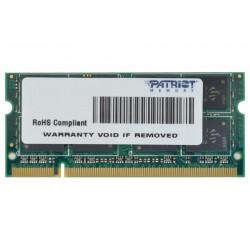 PATRIOT Signature 2GB DDR2 800MHz SO-DIMM CL6 SL PC2-6400