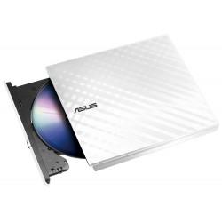 ASUS SDRW-08D2S-U LITE WHITE Externí slim DVD-RW bílá USB