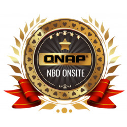 QNAP 5 let NBD Onsite záruka pro TVS-872X-i5-8G