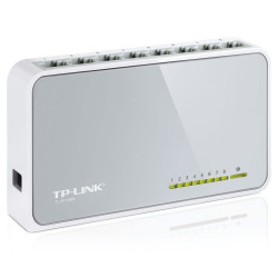 TP-Link TL-SF1008D switch 8x 10 100Mbps