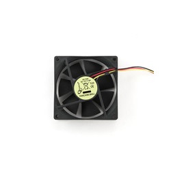 GEMBIRD ventilátor do skříně 80x80 kuličkové ložisko