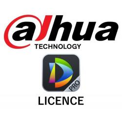 Dahua kamerový software DSS Pro 8 - rozšiřující licence, 1x video