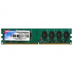 PATRIOT 2GB DDR2 800MHz DIMM CL6 SL PC2-6400