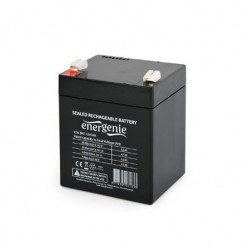 Gembird ENERGENIE Baterie do záložního zdroje 12V 5AH