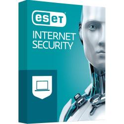ESET Internet Security, nová licence - krabice, 1 licence, 1 rok
