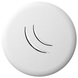 MikroTik RouterBOARD cAP lite AP Hotspot 2,4 GHz, 802.11n, 2x2 MIMO, 2x case - vnitřní