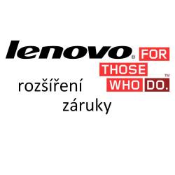 Lenovo rozšíření záruky ThinkPad 4y OnSite NBD + 4y AD Protection (z 3y OnSite) - email