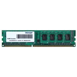 PATRIOT Signature 4GB DDR3 1600MHz DIMM CL11 SL PC3-12800