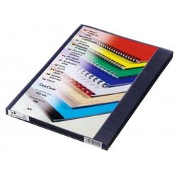 EUROSUPPLIES fólie přední strany vazby PRESTIGE/ formát A4/ 150 mic/ čirá lesklá/ 100 pack