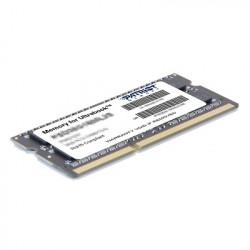 PATRIOT Ultrabook 4GB DDR3 1600MHz SO-DIMM CL11 PC3-12800 1,35V