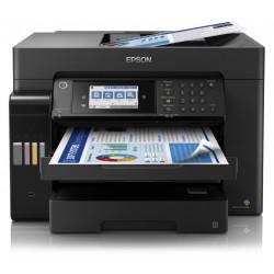 Epson L15160 A3+ MFZ ITS LCD 4 barvy Duplex ADF Fax Wi-Fi USB 3 roky záruka po registraci