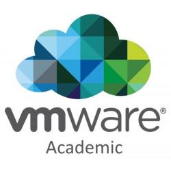 VMware Subscription only for vSphere 7 Essentials Kit for 1 year Academic předplatné technické podpory na 1 rok školní
