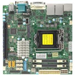 SUPERMICRO MB 1xLGA1151 (i7), Q170,DDR4,5xSATA3,PCIe 3.0 (1 x16),1xM.2,HDMI,DP,DVI,Audio