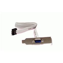 SUPERMICRO 26cm 9-pin Serial Port DTK CBL, PB Free (Low profile)
