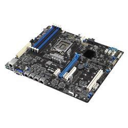 ASUS MB P11C-C/4L 1x 11551 (Xeon E), 4x DDR4 ECC, 6x SATA, 2x M.2(22110), 4x LAN, IPMI