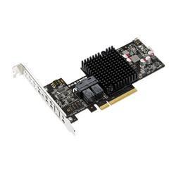 ASUS PIKE II 3008-8i, RAID 0, 1, 10, 1E
