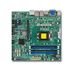 SUPERMICRO MB 1xLGA1150, Q87,DDR3,6xSATA3,(1x PCI-E3.0 x16,1,1x PCI-E2.0 x4,x1,Mini-PCI-Ew mSATA sup.) (z opravy)
