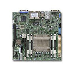 SUPERMICRO miniITX MB Atom E3940 4-core (9W TDP), 1x DDR3 SODIMM, 4xSATA3, M.2, 1xPCI-E 2.0 x2, 2xLAN, HDMI, DP,VGA