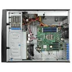 """Intel Tower Server 1x1151, 4x DDR4, 4x 3,5"""" HS SATA3, 365W, 2xLAN, IPMI"""