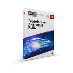 Bitdefender Antivirus Plus - 1PC na 1 rok- elektronická licence do emailu