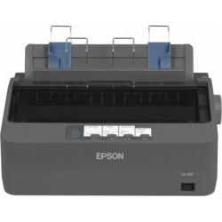 EPSON jehličková LQ-350 - A4 24pins 300zn 1+3 kopii USB LPT COM