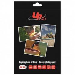 UPrint Mate photopaper, foto papír, matný, bílý, A4, 180 g m2, 20 ks, inkoustový