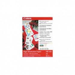 Canon High Resolution Paper, foto papír, speciálně vyhlazený, bílý, A3, 106 g m2, 20 ks, HR-101 A3, inkoustový