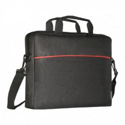 """Taška na notebook 15,6"""", Lite, černá z polyesteru, Defender"""