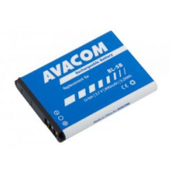 Avacom baterie do mobilu pro Nokia, 3220, 6070 Li-Ion, 3.7V, GSNO-BL5B-S890, 890mAh, 3.3Wh, BL-5B
