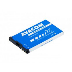 Avacom baterie pro Nokia 5230, 5800, X6, Li-Ion, 3.7V, GSNO-BL5J-S1320, 1320mAh, 4.9Wh, náhrada BL-5J